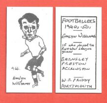 Barnsley Emlyn Williams 966